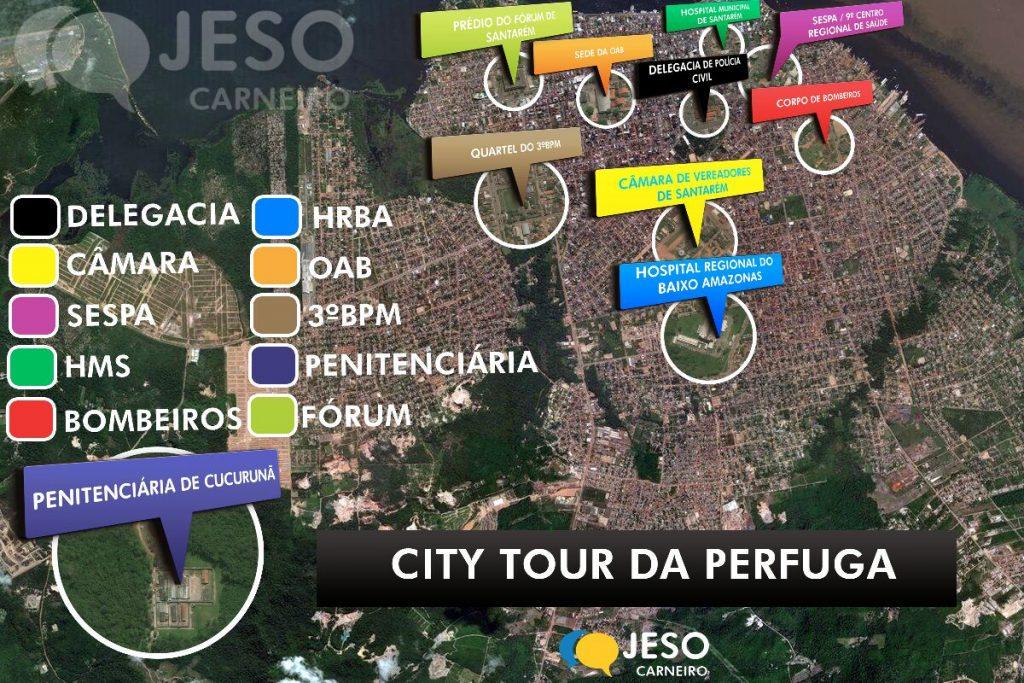 City tour da Perfuga: 10 lugares de Santarém para conhecer no Sairé